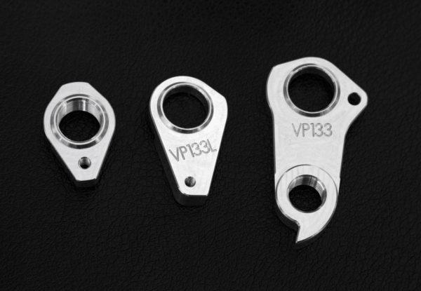 VP133 Фрезерованный петух для велосипеда Giant (под 12мм ось) (Pilo D398) 7