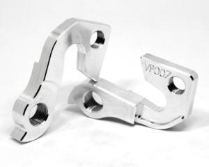 VP007 Фрезерованный петух для велосипедов GT Avalanche, KHS, Kross (Derailleur hanger for GT as Pilo D57 (GH-132) 5